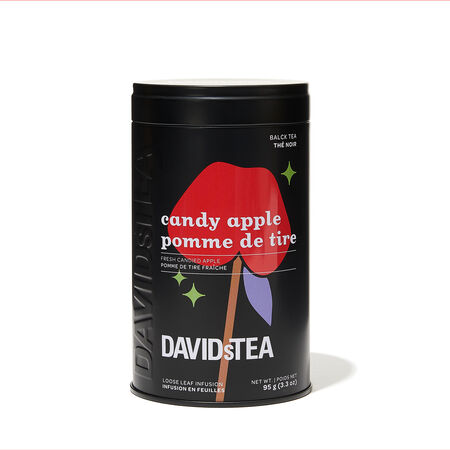 Candy Apple Iconic Tin