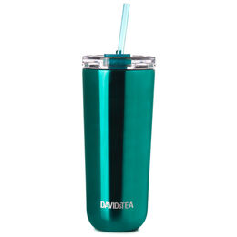 Favourite Tumbler Polished Metallic Teal