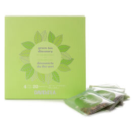Découverte du thé vert