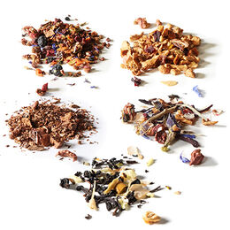 Découverte 5 thés favoris d'automne