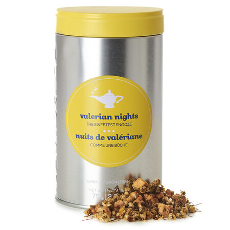 Valerian Night Perfect Tin