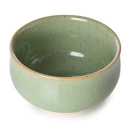 Rustic Matcha Bowl Green