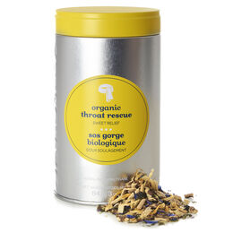 Organic Throat Rescue Perfect Tin