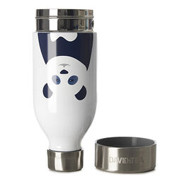 Small Stainless Steel Bottle Panda