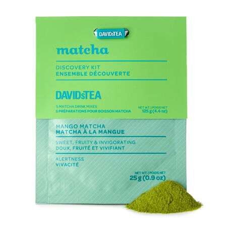 Summer Matcha Discovery Sampler