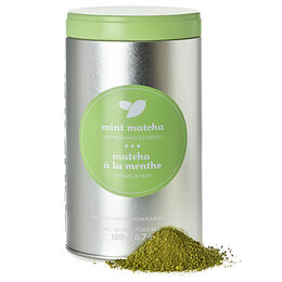 Mint Matcha Favourite Tin
