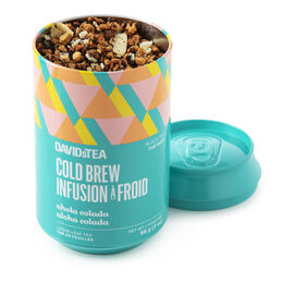 Aloha Colada Cold Brew Soda Can