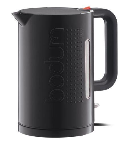 Black Bodum Bistro Electric Water Kettle