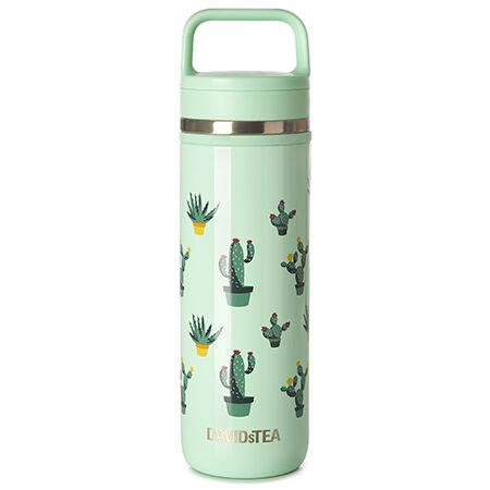 Cactus Carry Travel Mug
