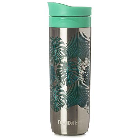 Tasse à piston à palmiers