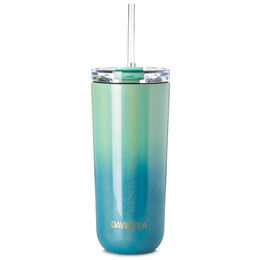 Favourite Tumbler Holographic Two Tone Teal