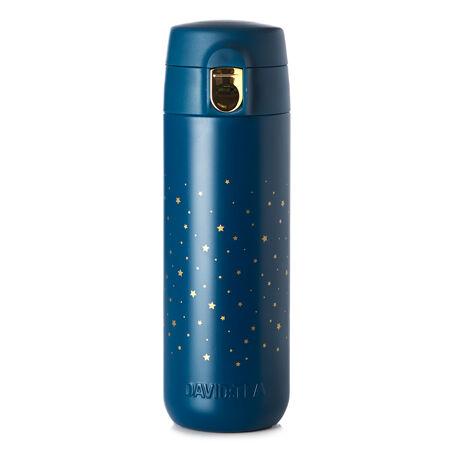 Starry Night Lock Top Travel Mug