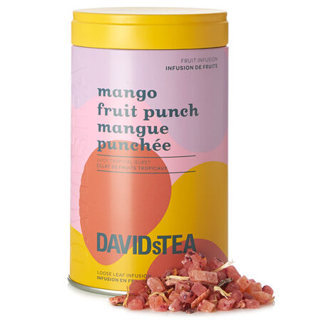 Mango Fruit Punch Iconic Tin