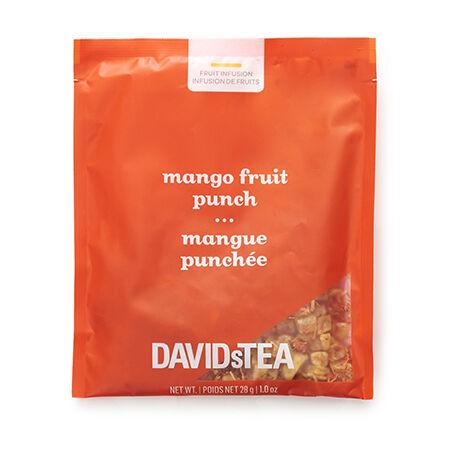 Portion pour pichet Mangue punchée