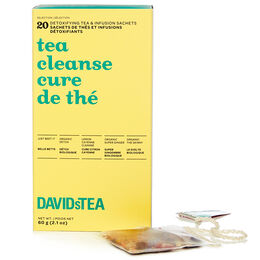 Tea Cleanse Sachet Variety Pack of 20