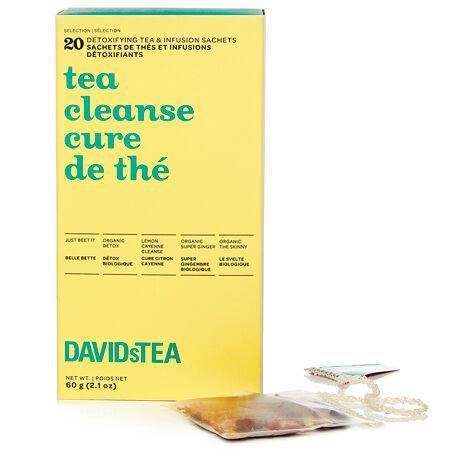 Tea Cleanse Sachet Variety Pack of 20