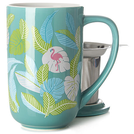 Leafy Colour Changing Nordic Mug