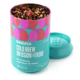 Berry Burst Cold Brew Soda Can
