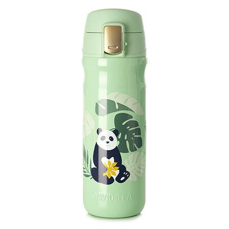 Tasse de voyage à verrou à motif de panda