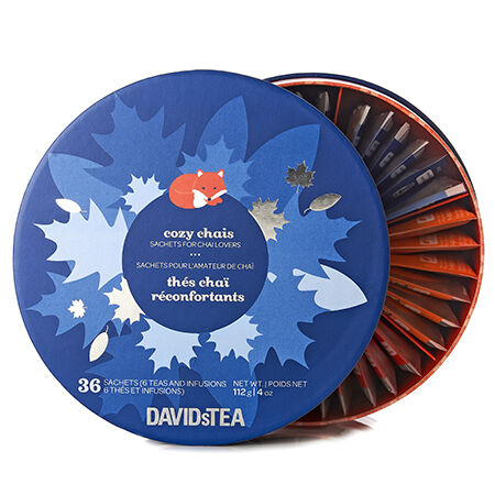Cozy Chais Sachet Tea Wheel