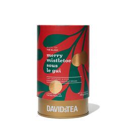 Merry Mistletoe Tea Large Solo