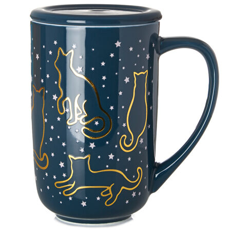 Starry Night Colour Changing Nordic Mug