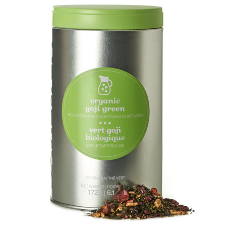 Organic Goji Green Favourite Tin