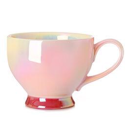 Bloom Tea Cup Opalescent Pink