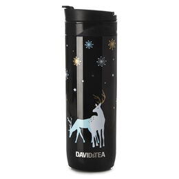 Tea Press Reindeer