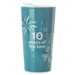 Twist Tumbler 10 years of tea love