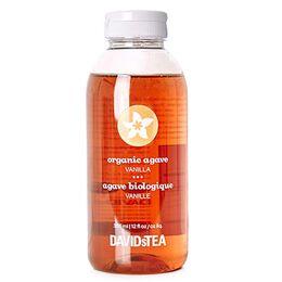 Organic Vanilla Agave Bottle