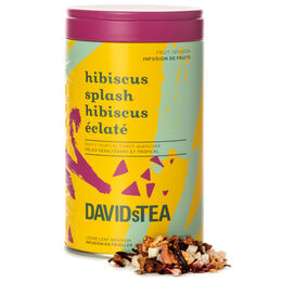 Hibiscus Splash – Limited Edition printed tin