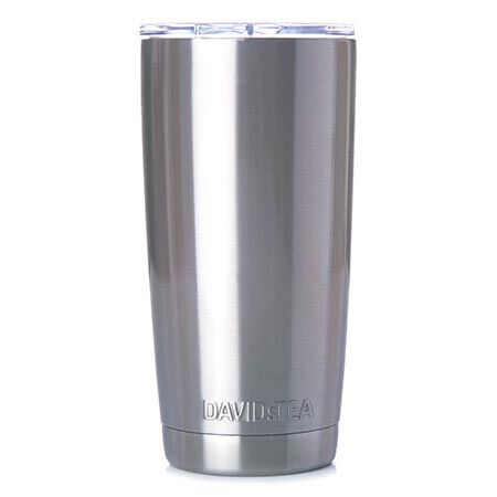 Silver Perfect Tumbler