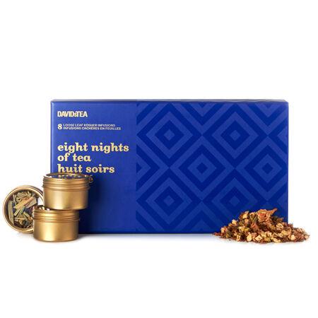 8 Nights of Tea 8 Tea Sampler