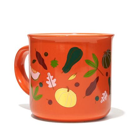 Fall Pumpkin Latte Mug