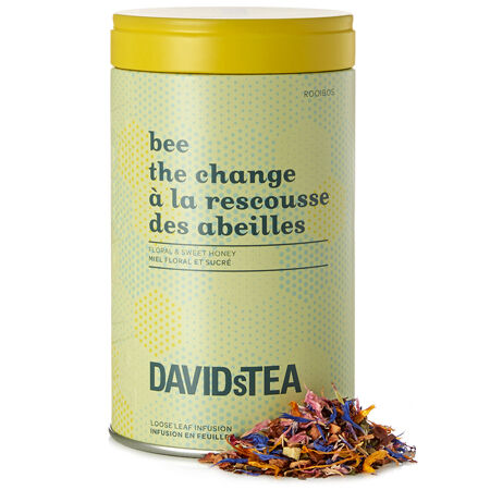 Bee the Change – Limited Edition printed tin