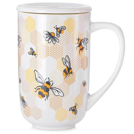Tasse Nordic changeant de couleur À la rescousse des abeilles