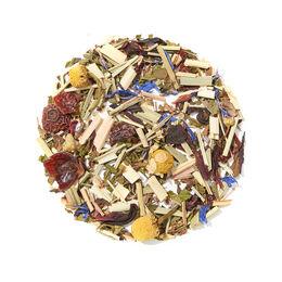 Boîte à motif de thé À la rescousse de maman biologique