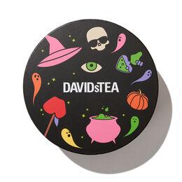 Roue des thés surnaturels d'Halloween