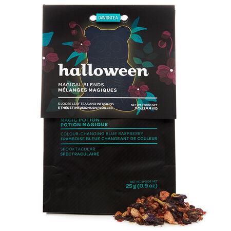 Halloween Discovery Sampler