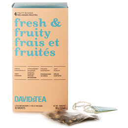 Fresh & Fruity Teas