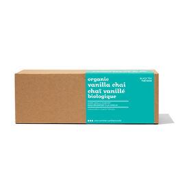 Organic Vanilla Chai Sachets Pack of 25
