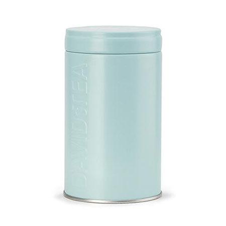 White Tea Coloured Tin