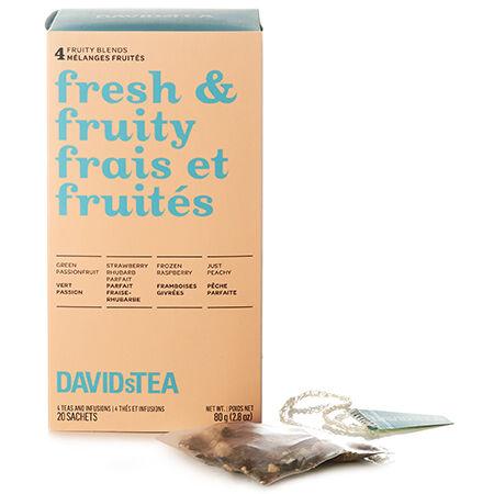 Fresh & Fruity Teas
