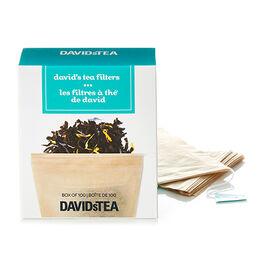 David's Tea Filters Pack of 100