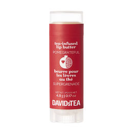 Pomegrateful Tea-Infused Lip Butter