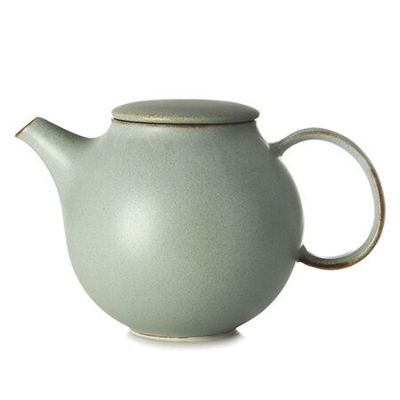 Kinto Pebble Moss Green Teapot