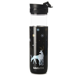 Tea Press Reindeer