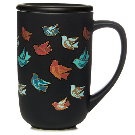 Partridge Colour Changing Nordic Mug
