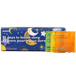 21 Days to Better Sleep